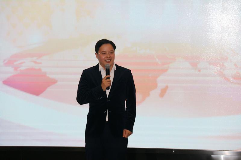 李培林受邀参加南京医科大学附属明基医院12周年院庆活动